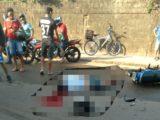 Motociclista morre após ser atropelado por ônibus em São Luís
