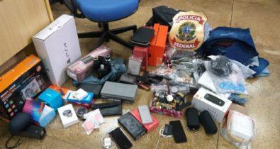Funcionário dos Correios é preso suspeito de desviar entregas