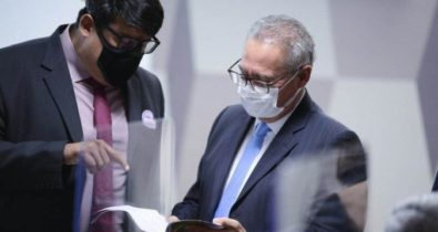 50 pessoas podem ser indiciadas em relatório final da CPI, diz Renan Calheiros