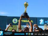 Equipe de Fut7 maranhense conquista título do Brasileiro Sub-17