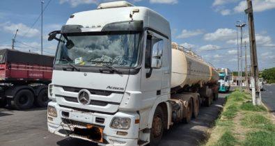Operação criminosa de transporte de combustível é identificada no Maranhão