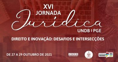 XVI Jornada Jurídica da Procuradoria Geral do Estado debate Direito e Inovação