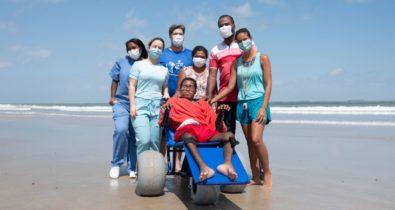 Aos 16 anos, paciente com Síndrome de Guillain-Barré vê o mar pela 1ª vez