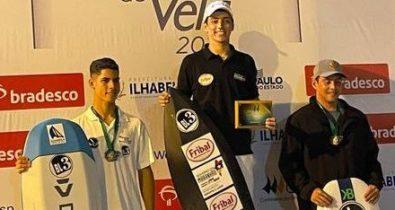 Maranhense Bruno Lima é campeão da Copa Brasil de Vela