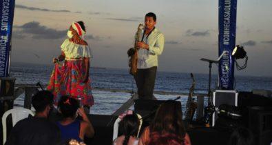 Pôr do Sol Musical é atração para este domingo na Ilha de São Luís