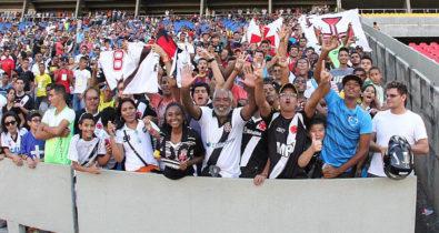 Sérgio Frota garante presença da torcida vascaína uniformizada no Castelão