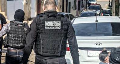Polícia Civil cumpre mandado de prisão por homicídio na Vila Embratel