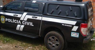 Trio envolvido em assaltos a estabelecimentos comerciais é preso em São Luís