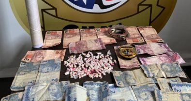 Homem é preso por tráfico de drogas em Miranda do Norte