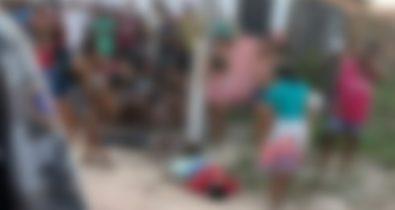 Irmãos são executados a tiros em Icatu