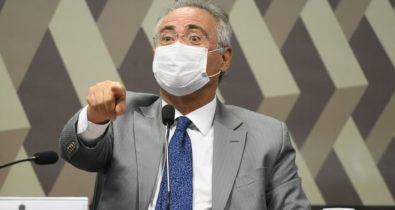 Renan Calheiros diz que Bolsonaro vai ser indiciado na CPI da Covid