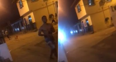 Correria, tiroteio e mortes marcam a noite de quinta-feira em São Luís