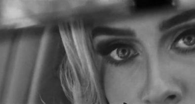 Adele lança trailer de sua nova música