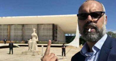 Ministro do STF determina prisão e extradição de Allan dos Santos