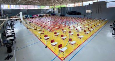 Ponto de vacinação é desativado pela Prefeitura de São Luís