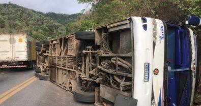 Maranhenses que viajavam para prestar concurso estão entre as vítimas de acidente no Ceará