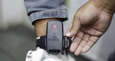 Após 110 violações no uso da tornozeleira eletrônica, homem é preso em Davinópolis