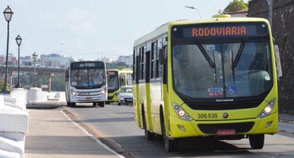 Após anuncio de greve, Justiça determina 90% da frota de ônibus nesta quinta-feira