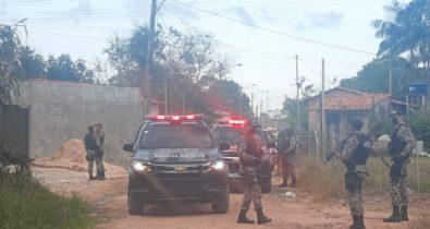 Polícia realiza operação 'Ilha Segura' em São Luís, após momentos de violência