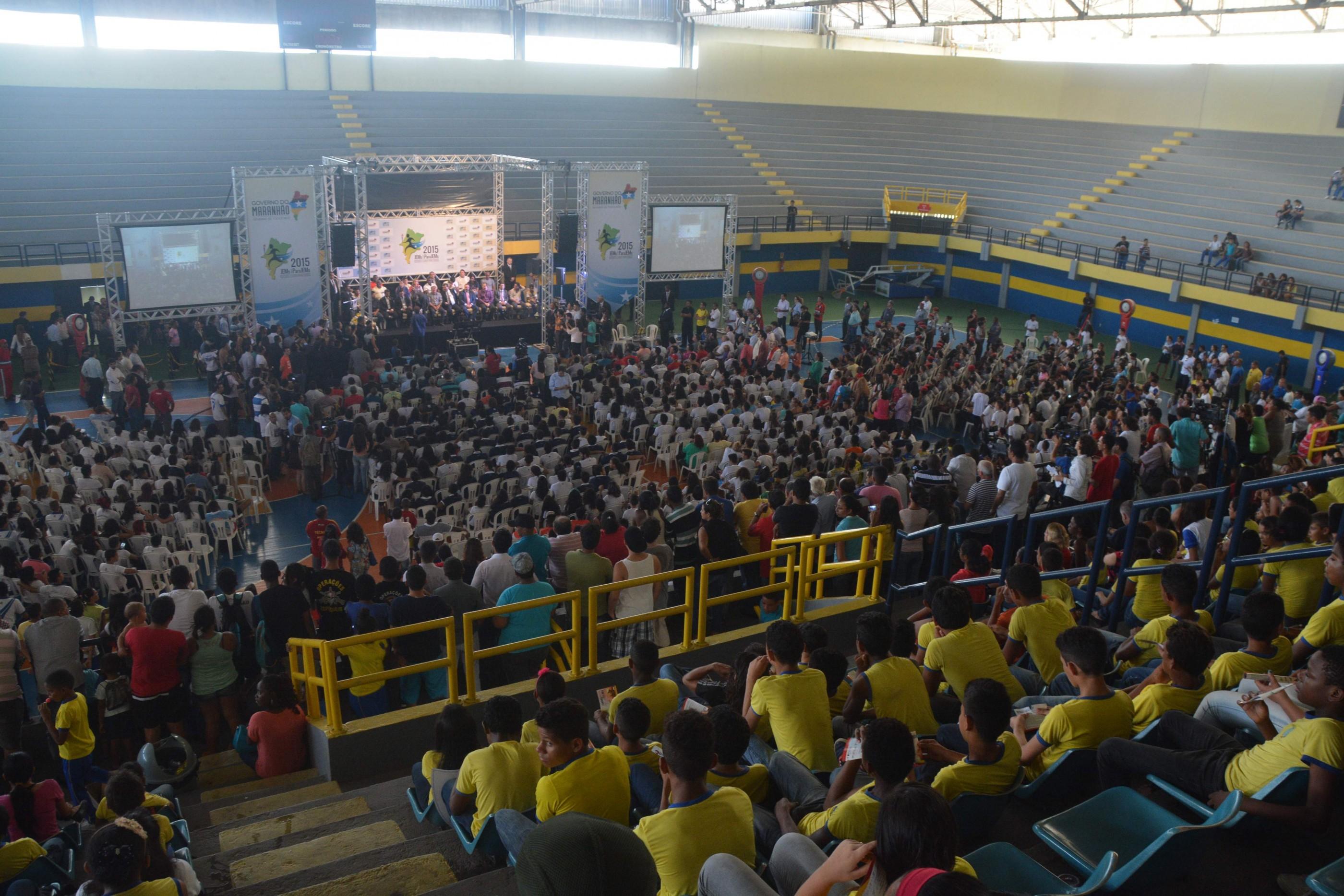 Zico participa da abertura dos JEMs 2015