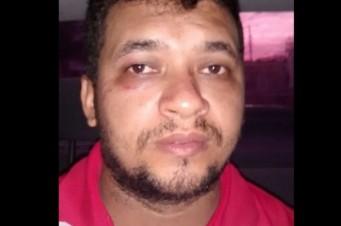Prisão de homicida em Caxias
