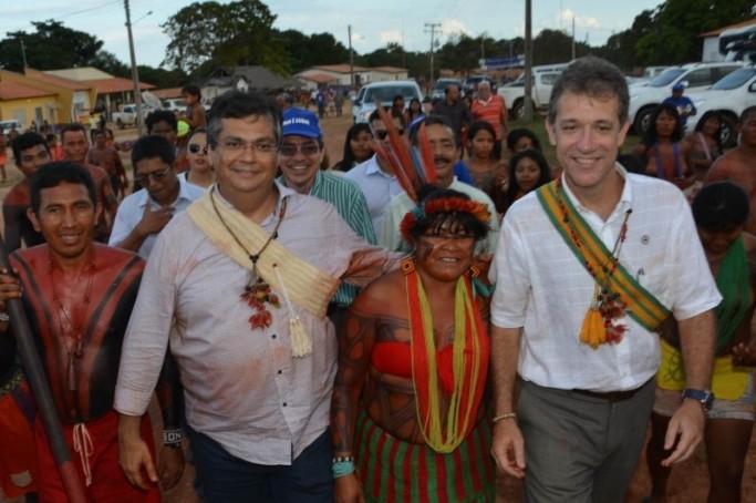 Campanha da Vacinação dos Povos Indígenas