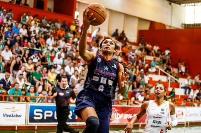 Iziane alcançou a marca de  20.6 pontos por jogo