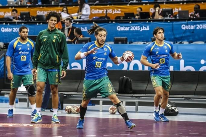 Seleção Brasileira de Handebol já está definida