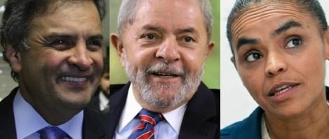 Aécio tem 35% da intenção de votos para Presidência, aponta Datafolha