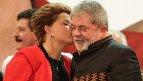 Dilma e Lula visitam Garanhuns