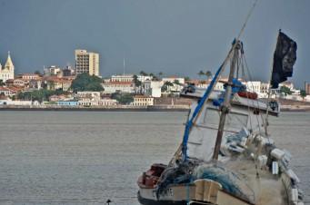 A procissão marítima este ano ocorre no período da tarde às 16 h e sairá do Cais da Praia Grande