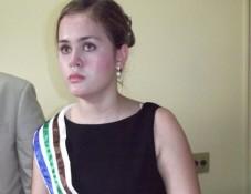 Prefeita, Lidiane Leite da Silva.