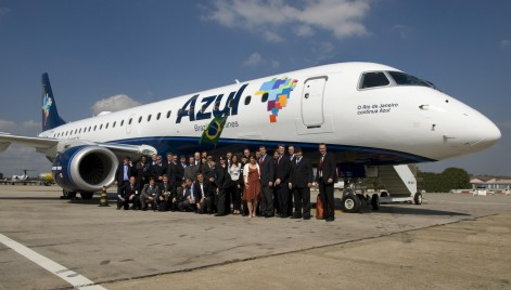 Azul anuncia novos voos entre Imperatriz e Belém