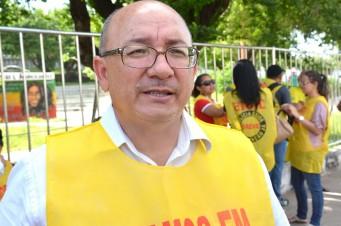 Eleudo Moreira presidente do SINPOL/MA