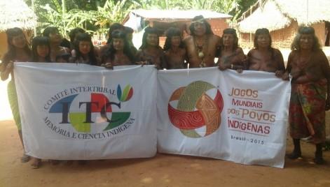 Maranhão já está confirmado primeira edição dos Jogos Mundiais dos Povos Indígenas