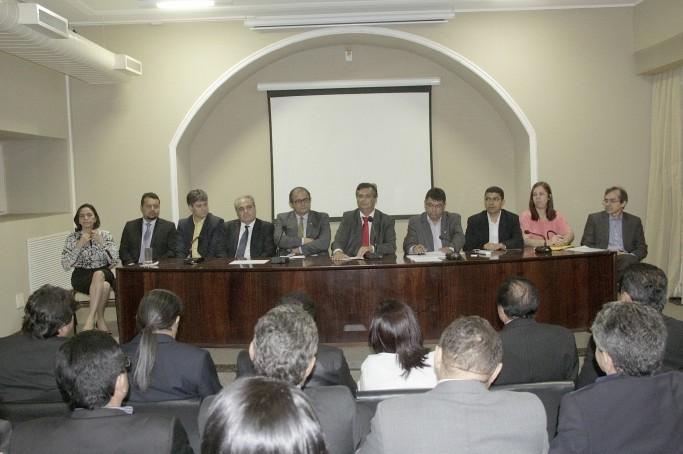 Governo recebe deputados estaduais para debater projetos e investimentos