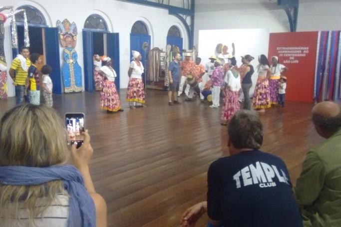 Operadores de turismo da América do Norte e Europa conhecem cultura maranhense