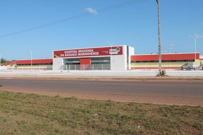 Hospital Regional de Pinheiro beneficiará toda a Baixada Maranhense