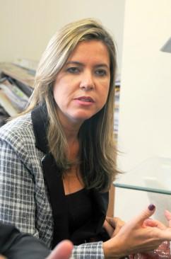 Valéria Lauande apresenta grupo que disputa eleições da OAB