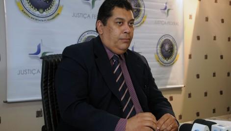 O juiz Magno Linhares, da Segunda Vara de Justiça do Maranhão