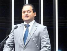 Weverton Rocha,  deputado federal e presidente estadual do PDT-MA