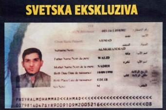 Autenticidade do passaporte em nome de Ahmad al-Mohammad ainda precisa ser comprovada