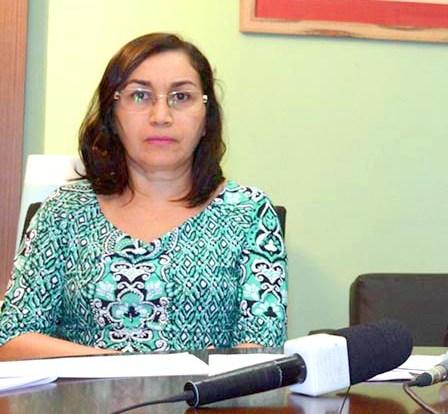 Léa Márcia Costa, superintendente de Epidemiologia e Controle de Doenças da Secretaria de Estado da Saúde