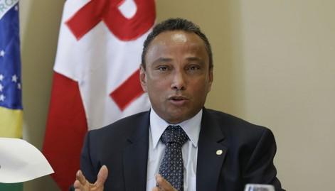 Líder do PT na Câmara, o deputado Sibá Machado (PT-AC)