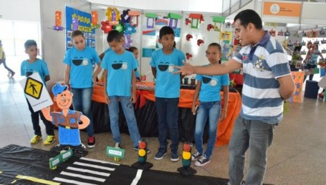 Escola municipal conquista pódio nacional em evento sobre segurança no trânsito