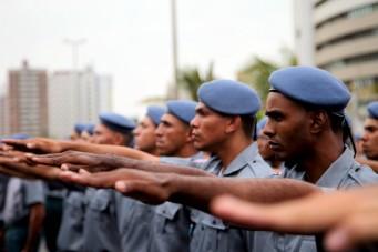 Mais 458 policiais militares são empossados no Maranhão