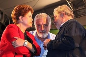 Lula faz reunião de emergência com Dilma e Jaques Wagner em Brasília