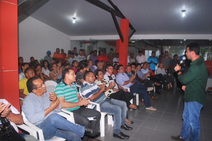 Prefeito Gil Cutrim organizou programação somente com atrações do município
