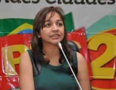 Deputada federal Eliziane Gama
