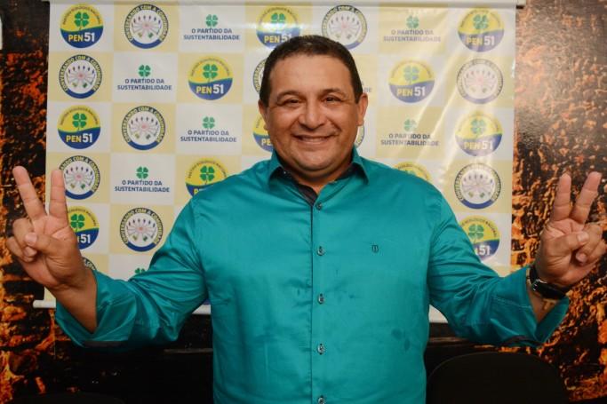 J Pinto candidato